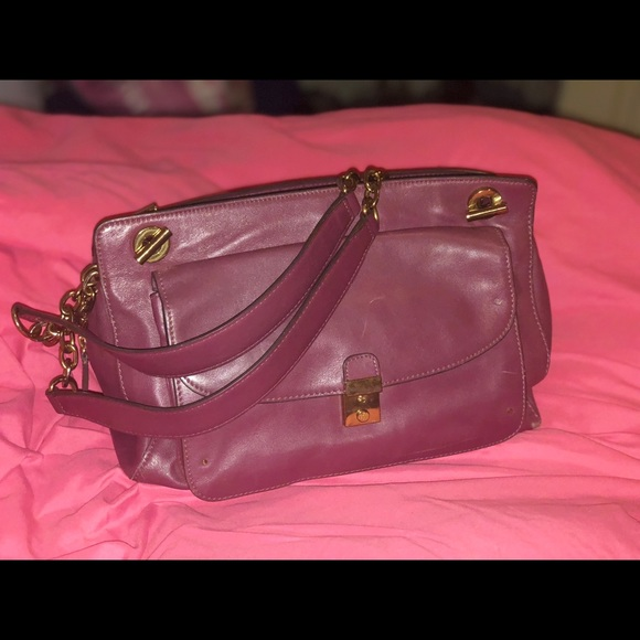 862d00759ad Tory Burch Burgundy Purse